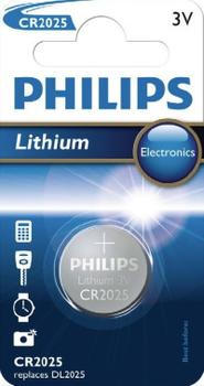 Philips CR2025 batteri