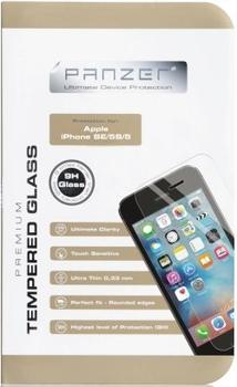 Panzer Tempered Glass til Apple iPhone 5SE/5S/5