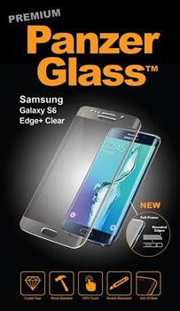 Panzer Glass til Samsung Galaxy S6 Edge Plus, Full Fit
