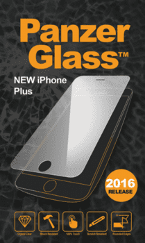PanzerGlass til iPhone 8 Plus