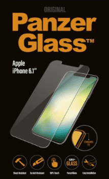 PanzerGlass til iPhone XR