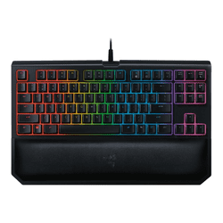 Razer BlackWidow T. Ed. Chroma V2, grøn