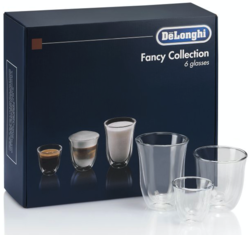 DeLonghi Fancy Collection termoglas