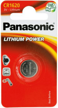 Panasonic CR1620 batteri