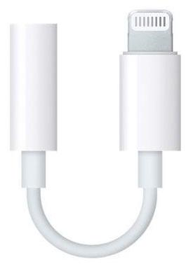 Apple lightning til 3,5mm jack