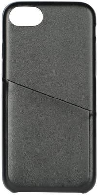 Essentials iPhone 8/7/6S, Single Card Cover, sort