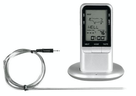 Smart Trådløst Digitalt Grill-termometer - kun 149,95 hos Sliplet NA77